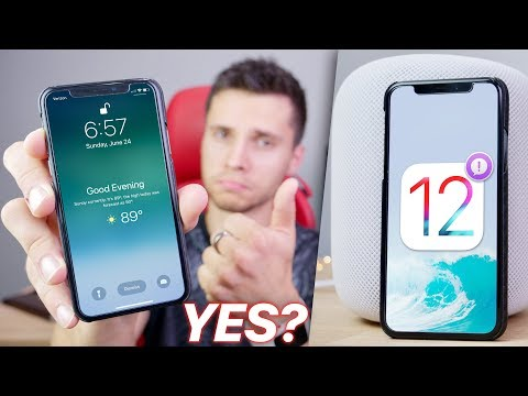 iOS 12 Public Beta Released! Time To Update?