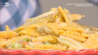 Pasta lorda con asparagi - E' sempre Mezzogiorno 21/04/2021