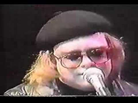 Elton John - Roy Rogers - 1977 Wembley Empire Pool