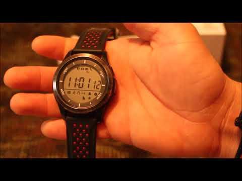 NO.1 F3 Bluetooth smart watch Review and raffle,  Presentacion  del smart watch y nuevo SORTEO