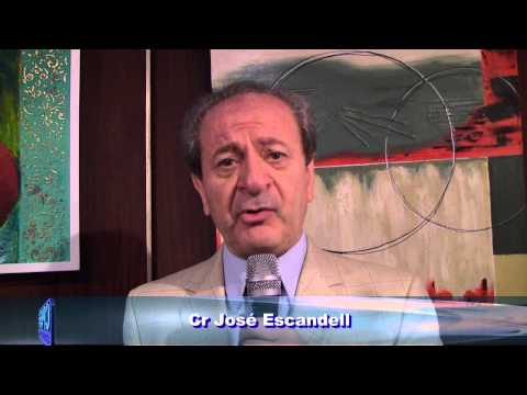 Cr. José Escandell - Informatización de los procesos de concursos preventivos y quiebras.