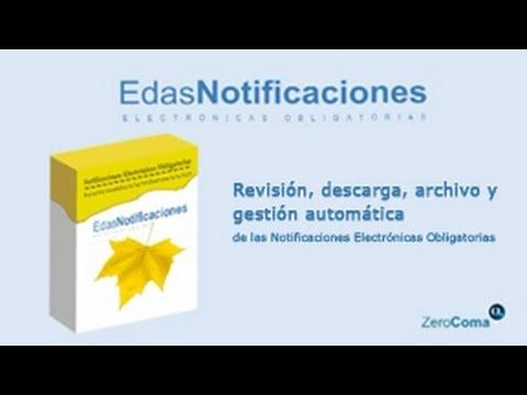 EdasNotificaciones. Gestión Automática de las Notificaciones 060 de la AEAT