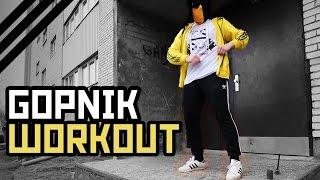 Gopnik workout program (beginner level) - with Anatoli