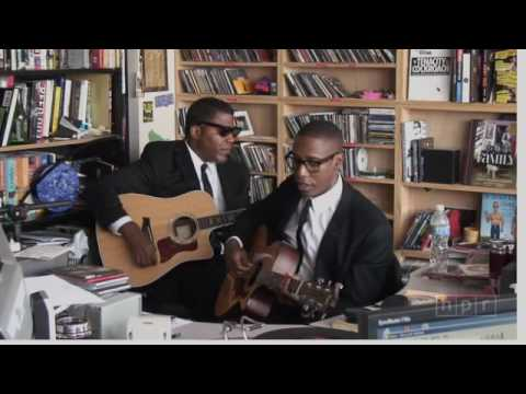 Raphael Saadiq NPR Music Tiny Desk Concert