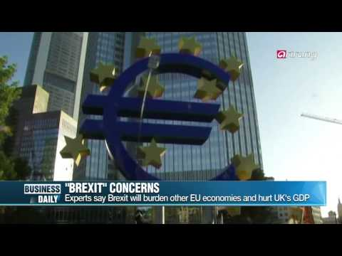 Business Daily-Fears of a Brexit, impact on Korea′s economy?   브렉시트 우려, 한국경제 영향은
