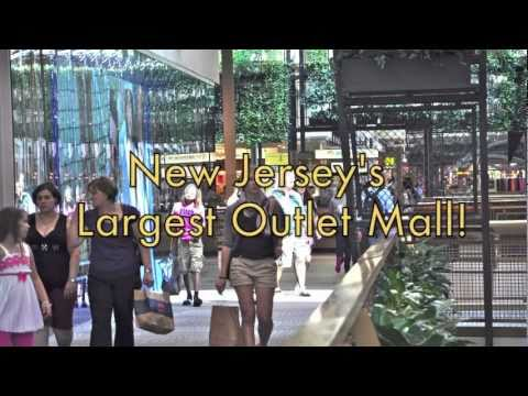 Jersey Gardens New Jersey 39 S Largest Outlet Mall Youtube