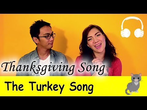 The Turkey Song (thanksgiving Song) | Family Sing Along - Muffin Songs video