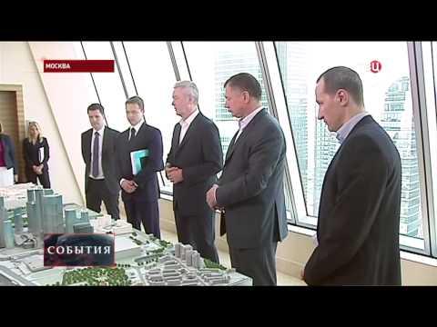 Строительство Делового Центра  Москва-Сити будет завершено к 2018 году.