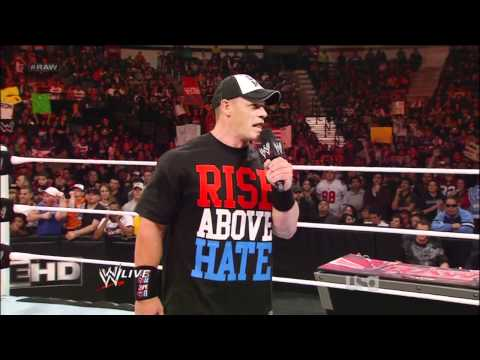 WWE Raw 2/13/12 Part 7 (720P HD)