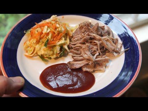 Dr Pepper Pulled Pork Recipe For The Slow Cooker - GardenFork.TV