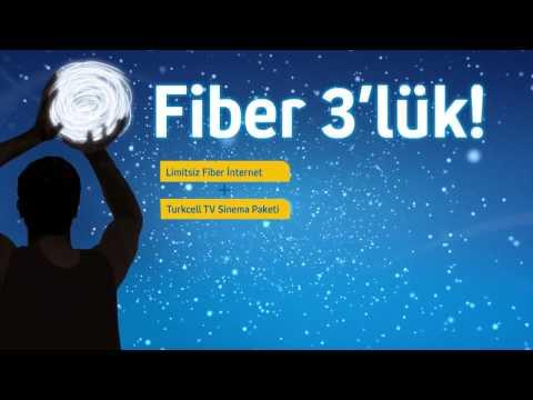 Turkcell Superonline Reklamı - Fiber 3'lük
