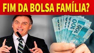 🔴 Jair Bolsonaro Anúncia Aumento no Salário Mínimo e Bolsa Família Vai Acabar?