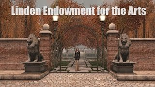 Linden Endowment for the Arts in Second Life