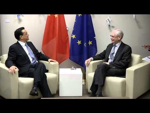 Meeting with Vice Prime Minister of China, Li Keqiang