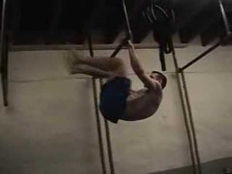 Combat Sports Conditioning- Climbing Drills for Combat Sports Conditioning Image 1