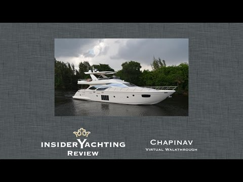 Motor Yacht Chapinav Virtual Tour