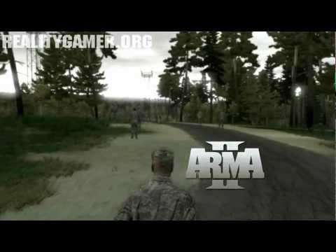 ◀ ARMA 2: Realistic Training Simulation HD (Fort Benning)
