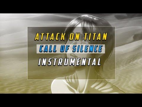 Hiroyuki Sawano - Call Of Silence Instrumental(Attack On Titan Season 2 Ymir's Past)