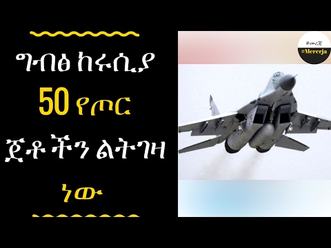 Egypt reportedly to buy 50 MiG-29s