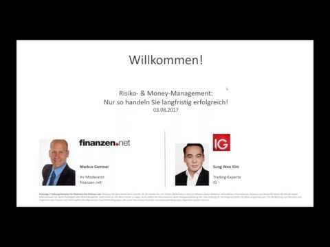 Risiko  & Money Management: Nur so handeln Sie langfristig erfolgreich!