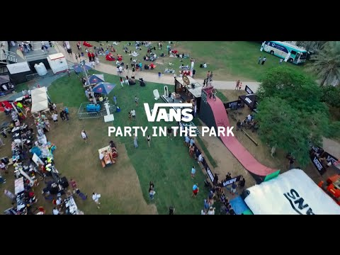 SSS Presents Vans Party in the Park