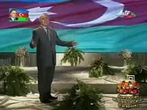 Cəfər Cabbarlı - AZERBAYCAN BAYRAGI