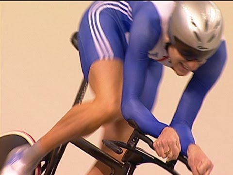 Bradley Wiggins makes British Olympic history - Cycling - Athens 2004 Olympic Games
