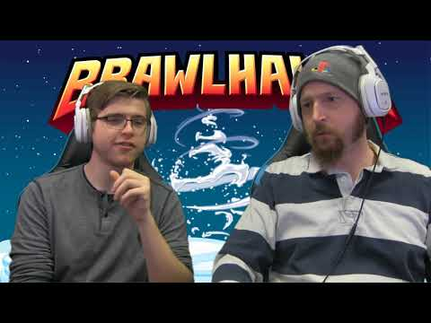 First reveal of the year!! - Tuesday Brawlhalla Dev Stream 2018!