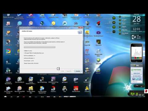 como eliminar virus sin antivirus  windows 7,vista%100 funcional