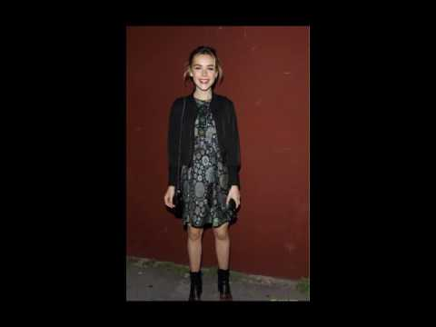 Kiernan Shipka Has a Night Out at the Largo