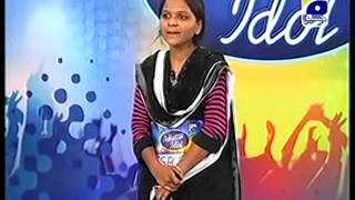 download lagu Faisalabad Auditions Pakistan Idol Very Sweet Singer Maria Meer gratis