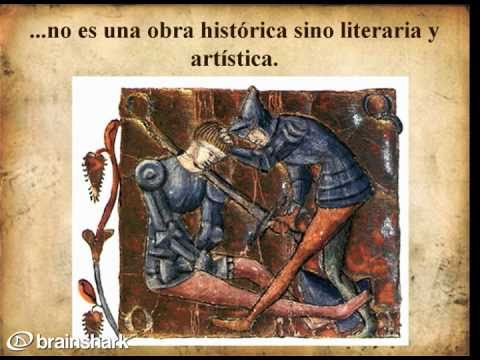 EL POEMA DE MIO CID