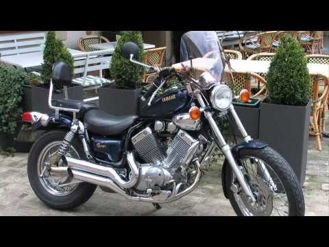 1985 yamaha virago 700cc. Black Bedroom Furniture Sets. Home Design Ideas