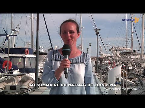 Vidéo Naturisme TV - Natmag 30 - Juin 2014 - La bande-annonce