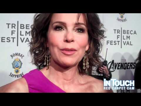 Jennifer Grey Talks To In Touch About Dancing With The Stars At The Tribeca Film Festival
