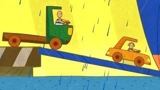 Eğitici çizgifilm - Çocuklar Için arabalar