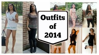 Crossdresser - The Outfits of 2014 .. all in high heels | NatCrys