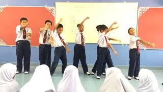 Training Performance Baby Shark Dance Move in Class 2018 - 3 Mawar