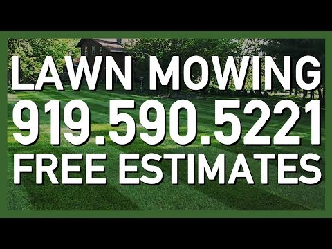 Lawn Mowing Service Durham NC | Call:919.590.5221 | Durham Lawn Mowing