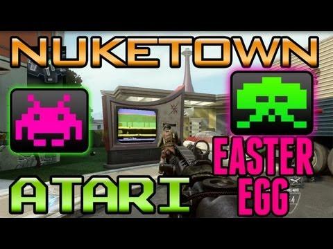 Nuketown 2025 Zombies Easter Egg