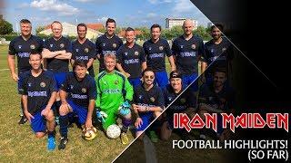 Iron Maiden - FOOTBALL!!!!