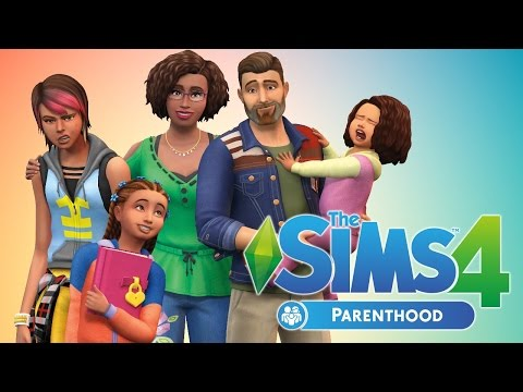 The Sims 4 Parenthood | Trailer Reaction |