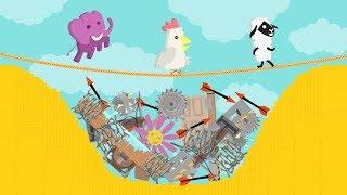 MOST INSANE CUSTOM TRAP MAPS! (Ultimate Chicken Horse)