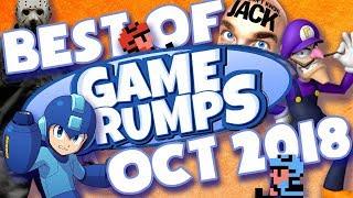 BEST OF Game Grumps - October 2018