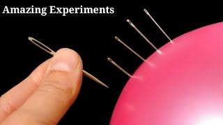 Amazing Science Experiments and tricks