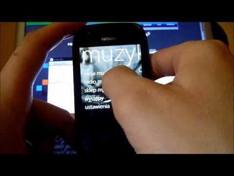 Nokia Muzyka w Nokia Lumia 710. InfoNokia.pl