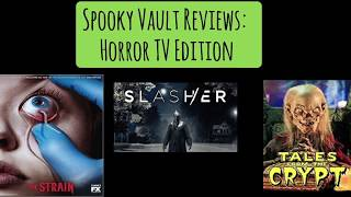Spooky Vault Reviews: Horror TV Series