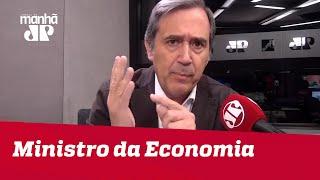 Villa: Estratégia de Guedes de demonizar o Legislativo não cola