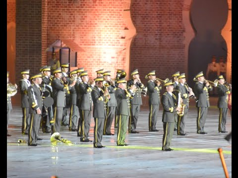 KL International Tattoo 2014 - Turkey Contingent