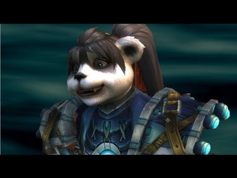 The Panda Exterminator - World of Warcraft WoW Machinima by Oxhorn - Mists of Pandaria MoP